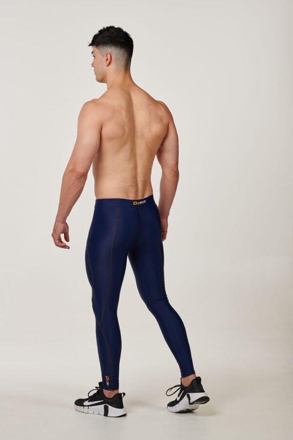 Mens Navy Compression Pants $54.99 (1)