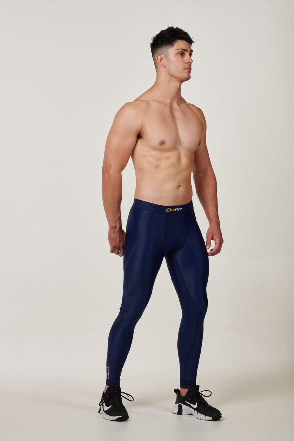 Mens Navy Compression Pants $54.99.jpg