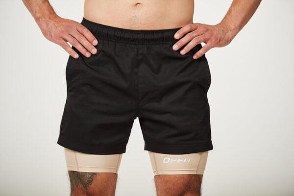 Mens Regular Skin Compression Shorts – $39.99