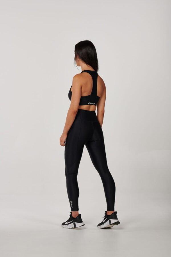 Womens Black Crop Bra – $24.99 (1)